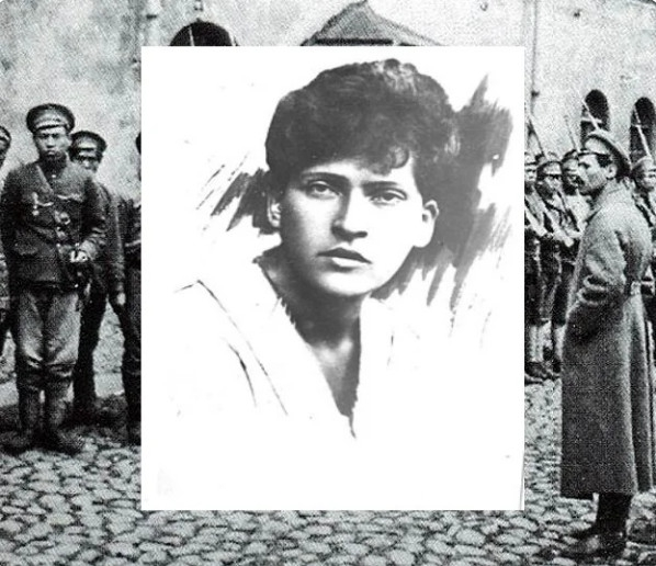 Фрума Хайкина - женщина-чекист